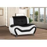 Montenegro Living Room Club Chair by Orren Ellis
