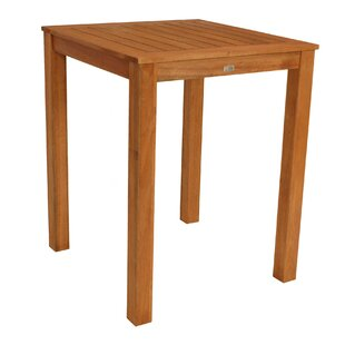 Wolfforth Wooden Bar Table Image