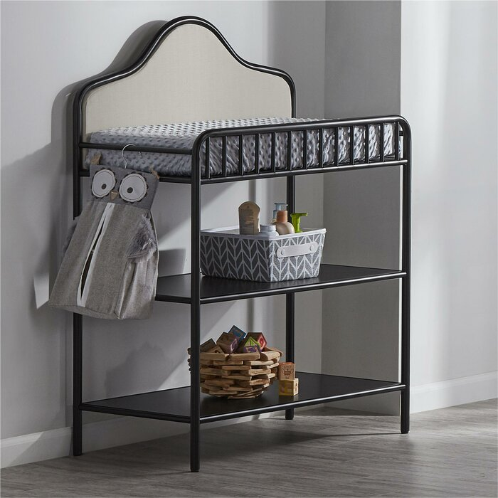 Charmant Piper Metal Changing Table