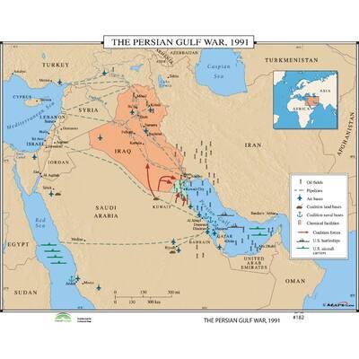 Universal Map World History Wall Maps - Europe after World War II ...