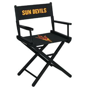 NCAA Folding Director Chair by ImperialFanShop Today Only Sale