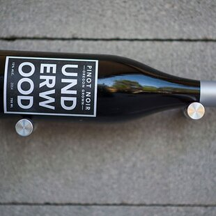 1 Bottle Wall Mounted Wine Rack By Symple Stuff