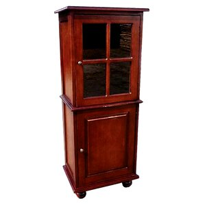 Top Bottom China Cabinet (Set of 2) by D-..