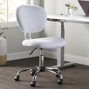 Cream Desk Chair | Wayfair