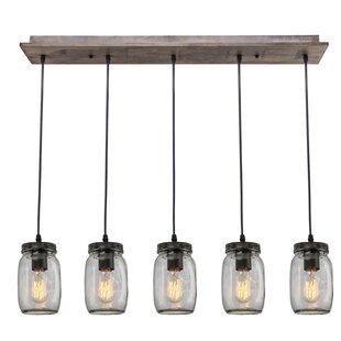LNC Home 5-Light Kitchen I..