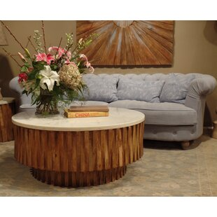 Hodgson Coffee Table by Loon Peak