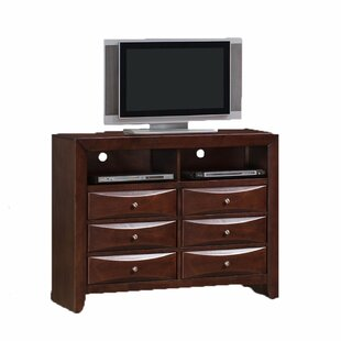 Archer 6 Drawer Media Chest