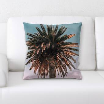 Saro Ayla Crewel Work Design Cotton Throw Pillow Wayfair