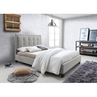 Alcott Hill Lazaro Upholstered Platform Bed