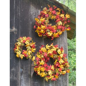 3 Piece Wreath Set