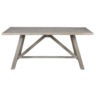 Modern Contemporary Weathered Grey Dining Table Allmodern