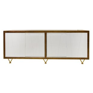 4 Door Console Table