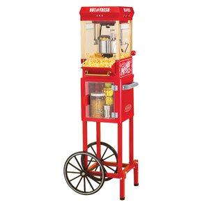 2.6-Qt. Vintage Popcorn Cart