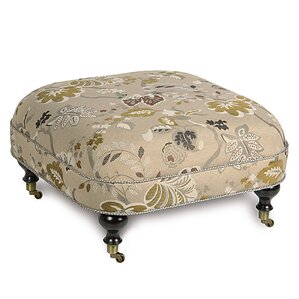 Caldwell Ottoman by Eastern Accents