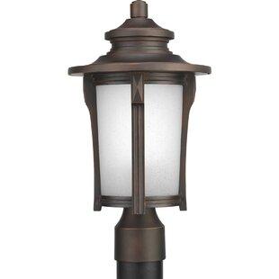 Triplehorn 1-Light Traditional Lantern Head in Brown by Alcott Hill