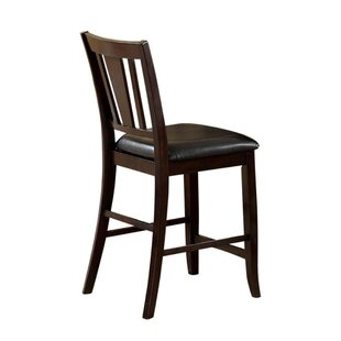 Carden Transitional Solid Wood Side Chair by Alcott Hill