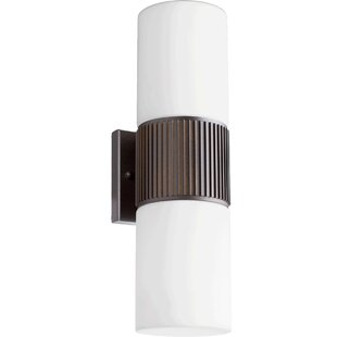 Check Prices Manhattan 2-Light Wall Sconce By Home Concept Inc