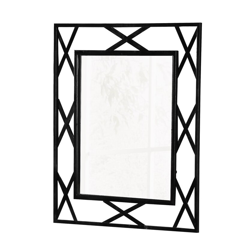 Breana Accent Mirror Amp Reviews Allmodern