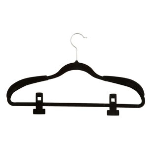 Inexpensive 36 Piece Velvet Touch Wardrobe Non-Slip Hanger Kit Set By Honey Can Do