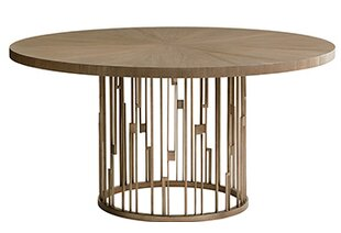 Shadow Play Dining Table by Lexington Cool