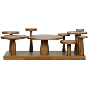 Anvil Coffee Table by Noir