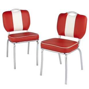 Sherly Retro Dining Chair (Set of 2) by L..