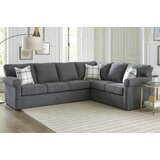 Mulrey 88 Right Hand Facing Sleeper Sectional by Red Barrel Studio®