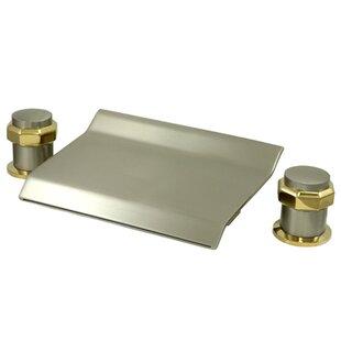 Kingston Brass Milano Double Handle Water..