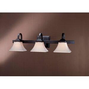 Byrnes 3-Light Vanity Light