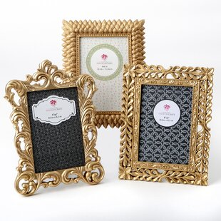 3 Piece Maley Magnificent Picture Frame Set