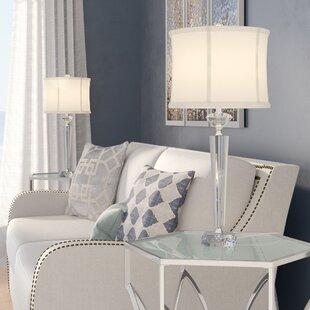 House of Hampton Mcmillin 25.75 Table Lamp (Set of 2)