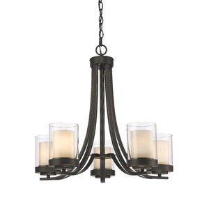 Cheyne 5-Light Candle-Style Chandelier