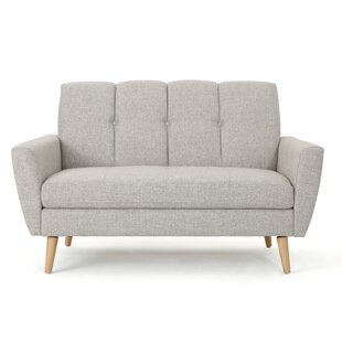Comparison Dority Loveseat by Ebern Designs Reviews (2019) & Buyer's Guide