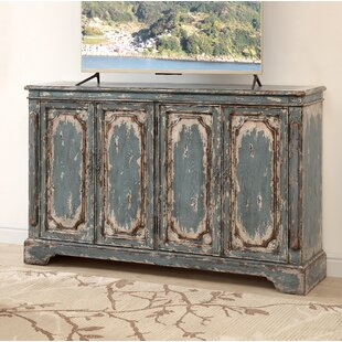 Jaylan 4 Door Media Credenza Ophelia & Co.