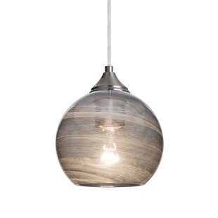 World Menagerie Madsen 1-Light Dome Pendant