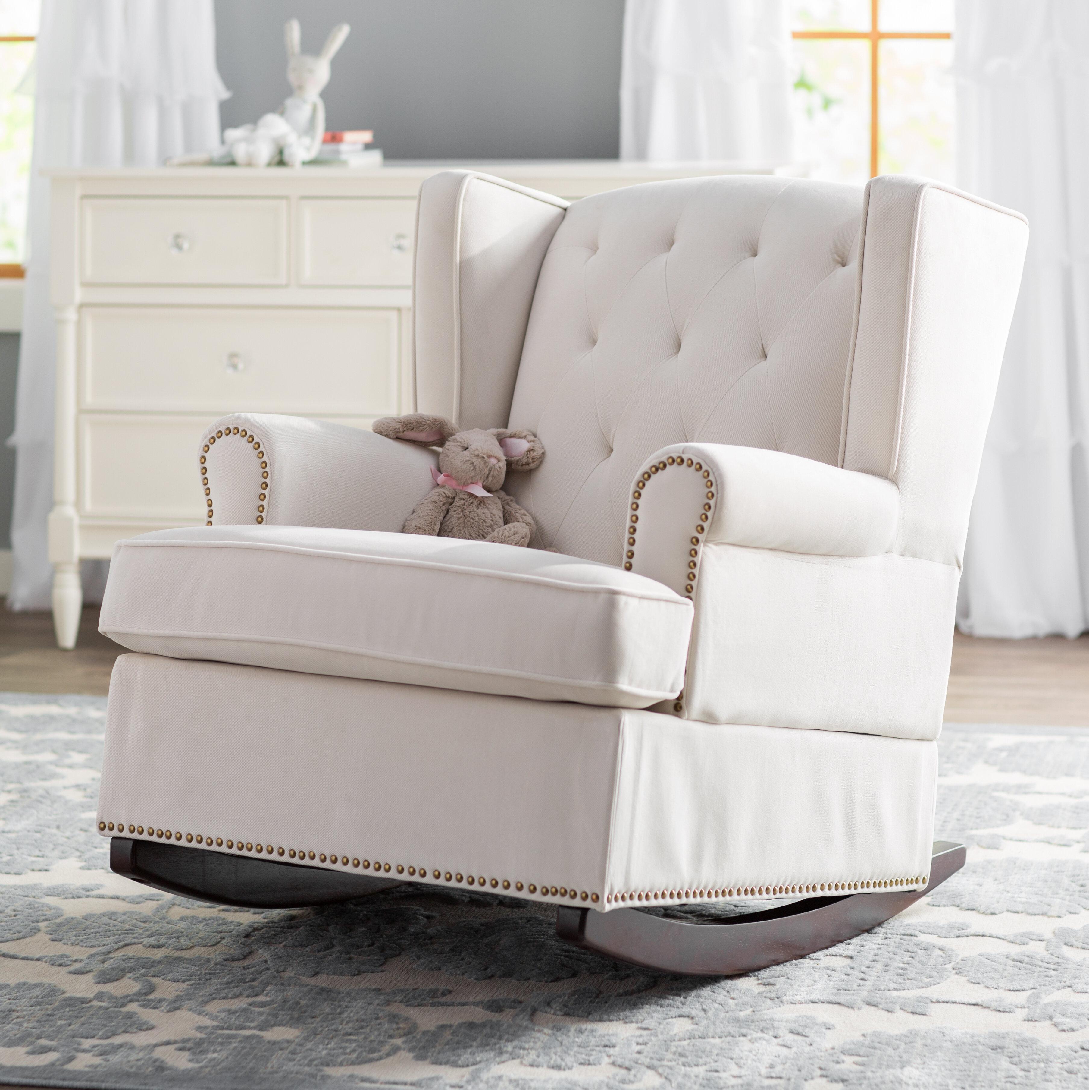 Viv + Rae Paulina Rocking Chair & Reviews | Wayfair