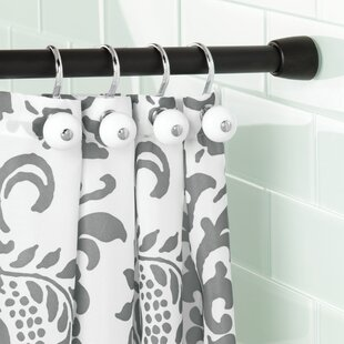 Cameo 26 3 Adjule Straight Tension Shower Curtain Rod