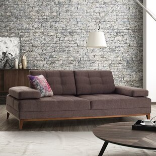 Brayden Studio Charlesworth Convertible Sofa