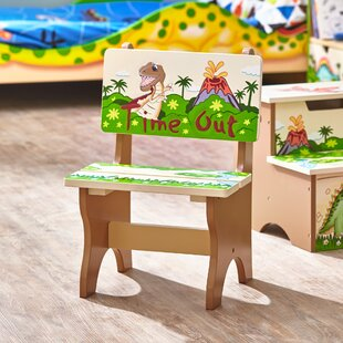 Dinosaur Time Out Chair By Teamson
