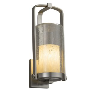 Reviews Luzerne Outdoor Sconce By Brayden Studio