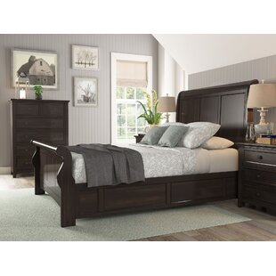 Three Posts Sefton Sleigh Bed