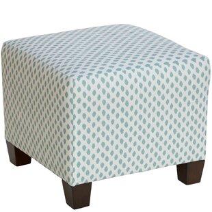 Striplin Cube Ottoman