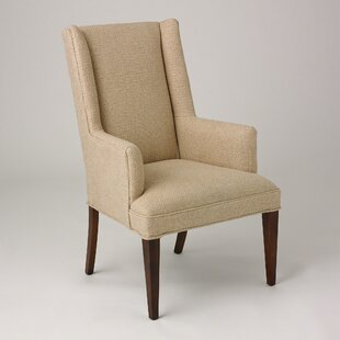 Studio A Home Straight Wingback Chair
