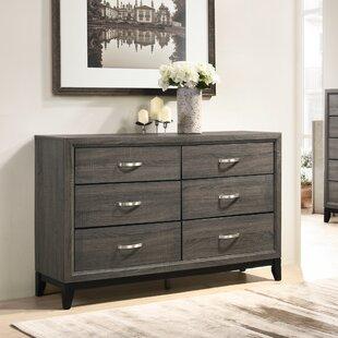 Macy 6 Drawer Dresser