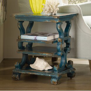 Affordable Sanctuary End Table By Hooker Furniture
