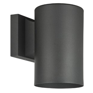 Find the perfect Architectural 1-Light Outdoor Wall Lantern By Sunset Lighting