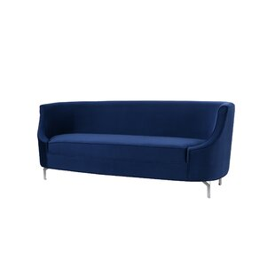 Florentina Upholstered Sofa by Everly Quinn Spacial Price