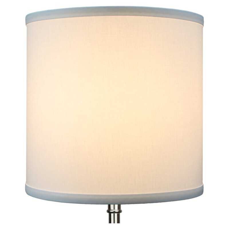 Fenchel shades 10 linen drum lamp shade reviews wayfair 10 linen drum lamp shade mozeypictures Image collections