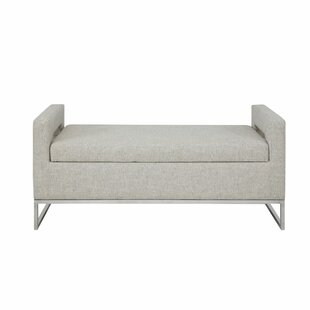 Orren Ellis Mannion-King Upholstered Storage Bench