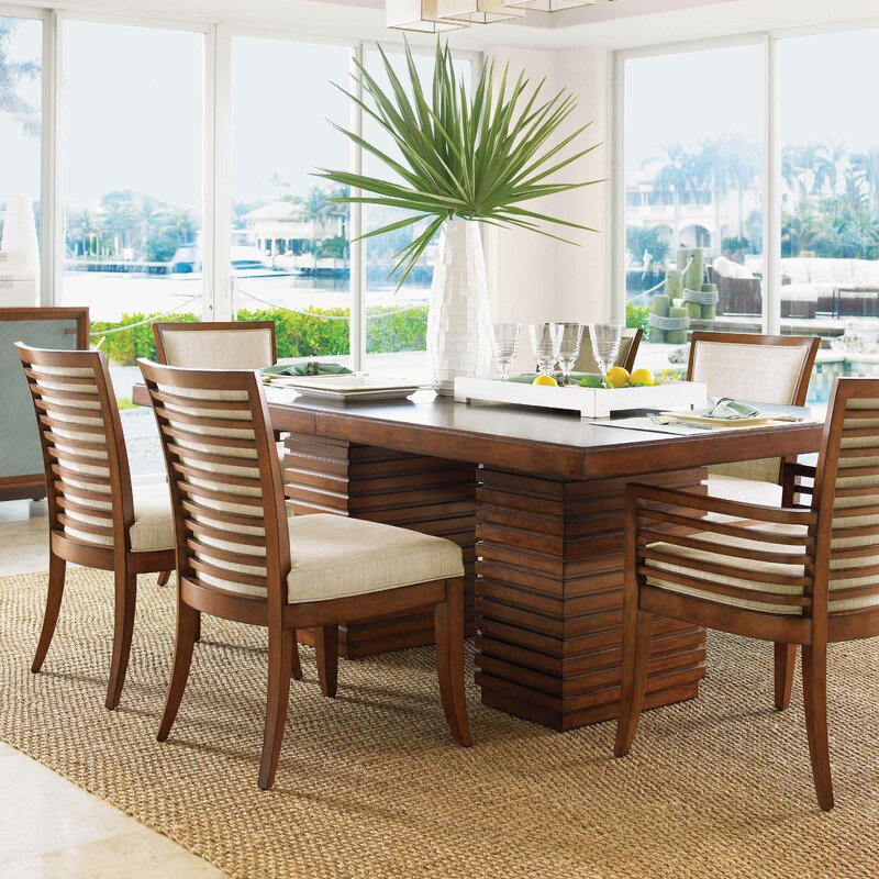 Ocean Club 7 Piece Dining Set Part 32